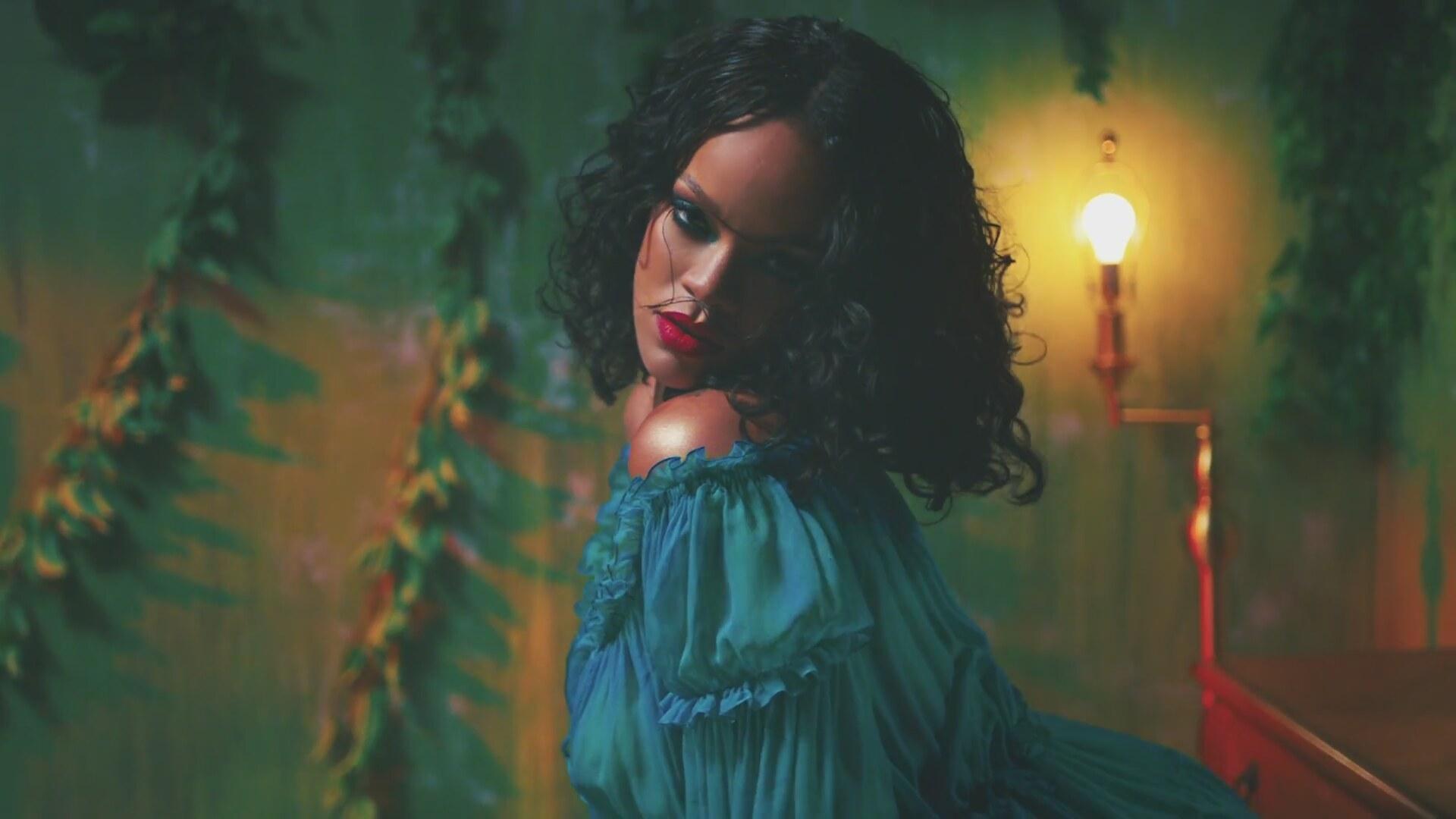 Watch DJ Khaleds Wild Thoughts Video Featuring Rihanna And