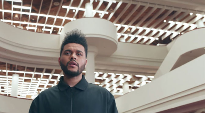Watch: The Weeknd's Trippy Music Video for 'Secrets'