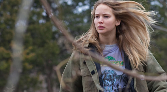 Watch: Jennifer Lawrence in the Terrifying New Trailer for 'Mother'